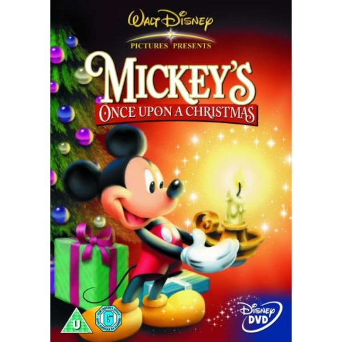 Mickeys Once upon a Christmas (animated)