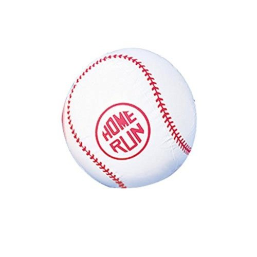 "U.S. Toy Baseball Inflates/16 in/12 in Diam, 16/12"""