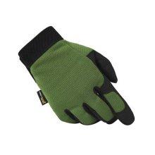 Wear-resistant Antiskid Rock Climbing Hunting Gloves GREEN, L