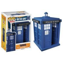 Funko Pop Vinyl - Doctor Who - TARDIS Oversize Pop!