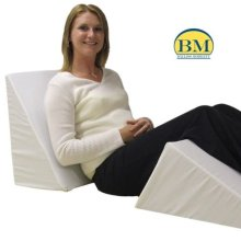 MULTI WAY BED WEDGE BACK OR LEG SUPPORT MATTRESS TILTER