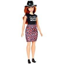 Barbie Fashionistas #64 Lovin' Leopard Doll, Curvy