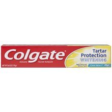 Colgate Tartar Protection With Whitening Toothpaste, 6 Ounce