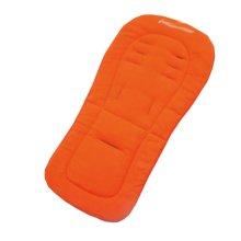 Waterproof Double-used Thicken Baby Strollers Mat Stroller Seat Liners -Orange
