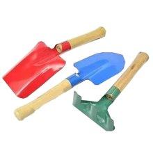 Kids Favorite Outdoor Safe Funy Beach Sand Toys Shovels/Unique Mini Garden Tools