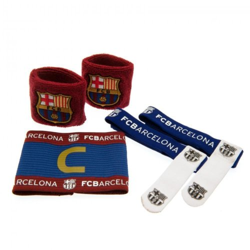 FC Barcelona Football Accessories Set