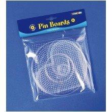 Pbx2455995 - Playbox - Pinboards (transparent) - Big - 3 Pcs