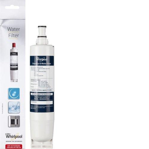 Whirlpool SBS200for side-by-side Refrigerator Water Filter Cartridge, 6cm