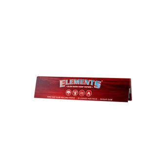 Elements Hemp Kingsize Slim Box50