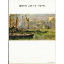 Special Get Well Wishes Greeting Card