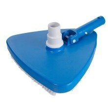 Pool Style Triangular Vacuum Head - For Liner Pools