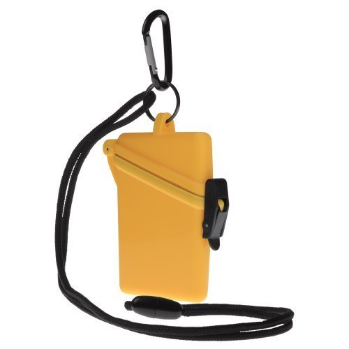 WITZ Surfsafe Waterproof Sports Case, Yellow