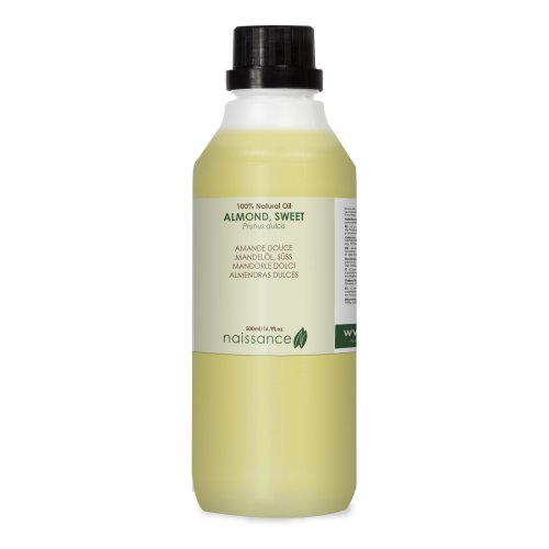 Naissance Sweet Almond Oil 500ml 100% Pure