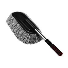 Cleaning Supplies Retractable Car Duster/Dust brush,Black