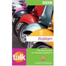 TALK ITALIAN COURSE BOOK (NEW EDITION)