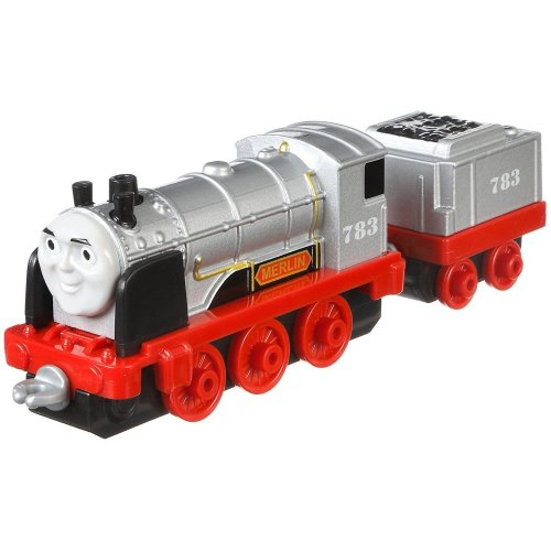Thomas & Friends Adventures ~ Merlin The Invisible Die-Cast Engine