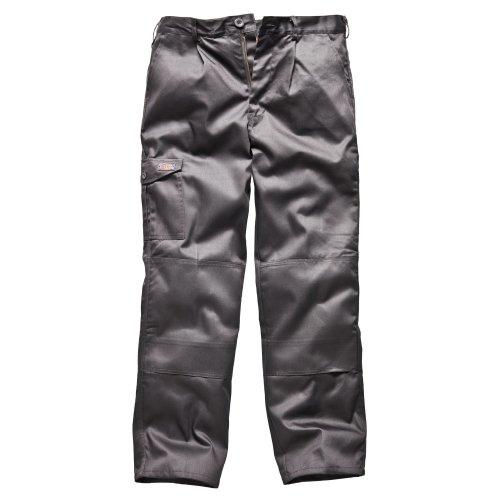 Dickies Redhawk Super Work Trousers Grey (Various Sizes) Men's Worker Pants