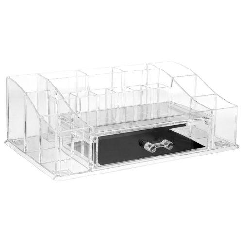 16 Compartment Cosmetics Organiser