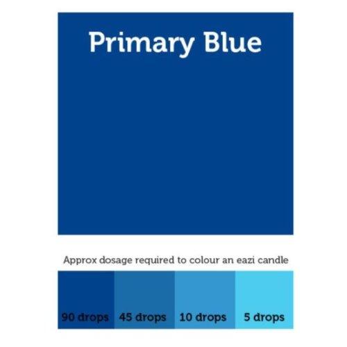 EaziCandle Primary Blue High Intensity Liquid Candle Dye