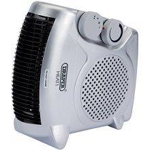 2kw Fan Heater - Draper 230v 07213 -  draper fan heater 2kw 230v 07213