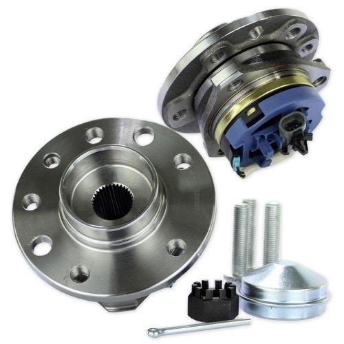 Vauxhall Zafira Mk1 5 Stud 1999-2005 Front Hub Wheel Bearing Kit Inc Abs Sensor