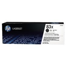 HP CF283X (83X) Toner black, 2.2K pages