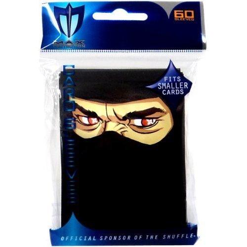 Max Protection Card Supplies YUGIOH Card Sleeves Ninja Eyes [60 Count]