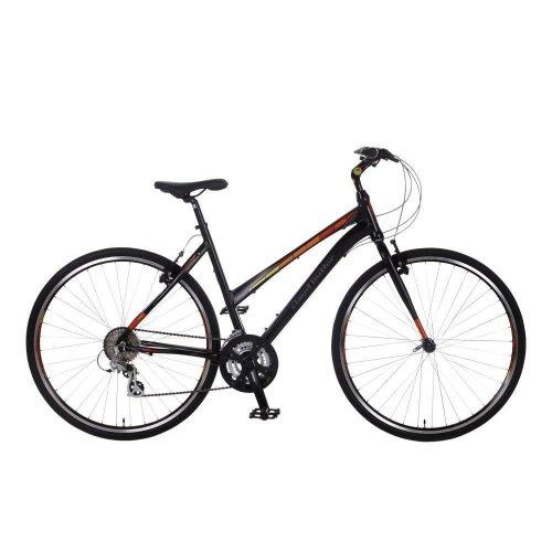 Claud Butler Urban 300W Ladies 700c 24 Speed Alloy Hybrid Bike Bicycle