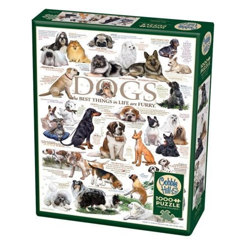 Summer Adirondack Birds CBL80090 Cobblehill Puzzles 1000 pc