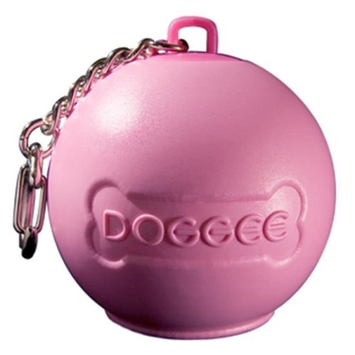 Doggee Bag Dispenser - Pink