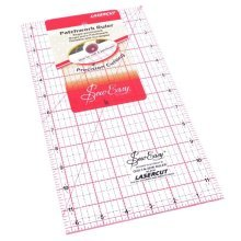 Sew Easy Patchwork Quilting Ruler 12 x 6.5in