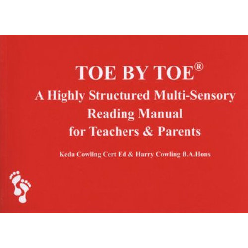 Toe By Toe - Keda Cowling & Harry Cowling