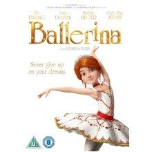 Ballerina DVD | 2016