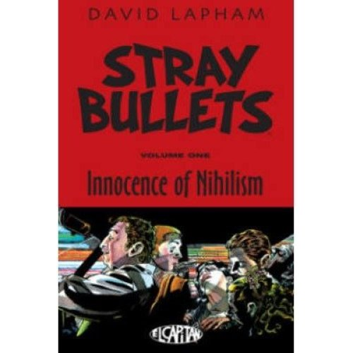 Stray Bullets: Innocence of Nihilism Volume 1
