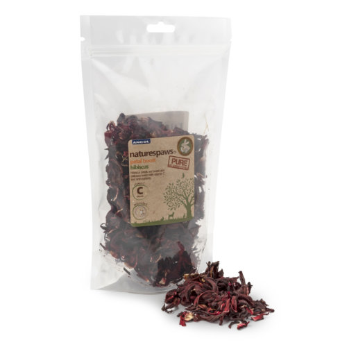 Naturespaws Hibiscus 100g (Pack of 6)