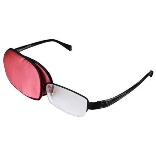 Eye Patch for Kids to Treat Amblyopia - Watermelon Red