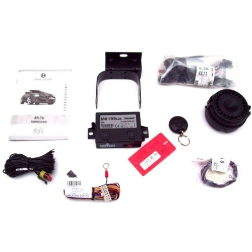Alfa Romeo Mito Genuine New Alarm System 50903269