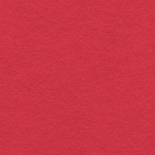 "Kunin Rainbow Eco Felt Sheet - 12"" x 9"" ( 30cm x 23cm ) - 100% Polyester - Shocking Pink"