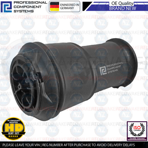 For Citroen C4 Grand Picasso I 1.6 HDI 06-18 Rear Left Air Suspension Spring