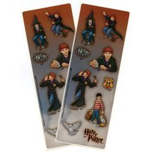 Harry Potter Stickers with Harry & Ron Weasley & More