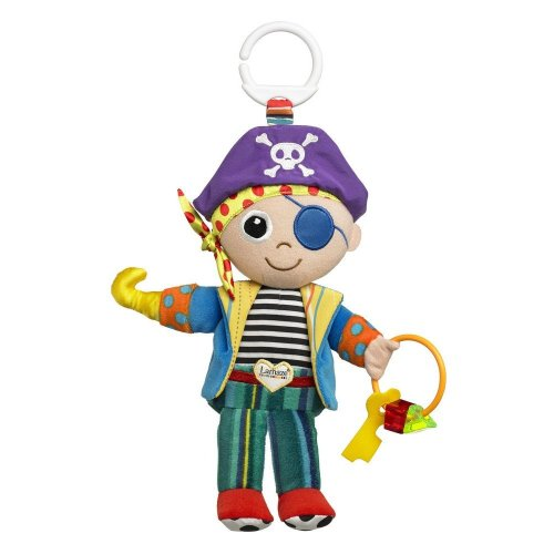 Lamaze Yo Ho Horace Clip On Pram and Pushchair Baby Toy