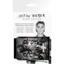 Justin Bieber Window Card Holder