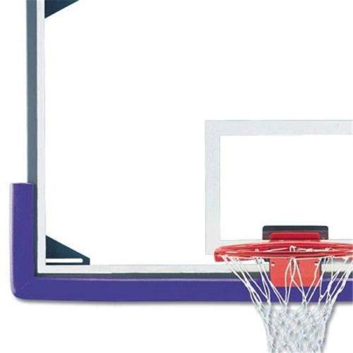 Pro-Mold Indoor Basketball Backboard Padding, Purple
