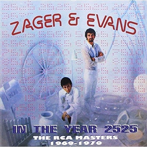 Zager and Evans - in the Year 2525 - the Rca Masters 1969-1970 [CD]