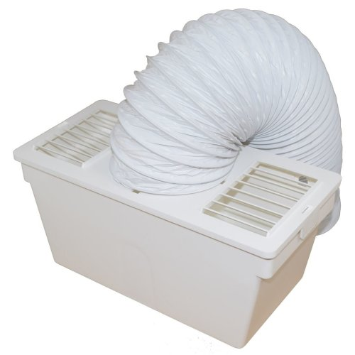 White Knight Universal Tumble Dryer CONDENSER VENT KIT Box With Hose