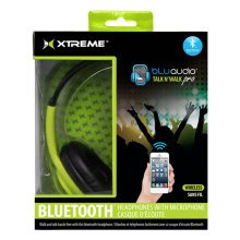 Talk n' Walk Bluetooth Headphones With Mic and Controls