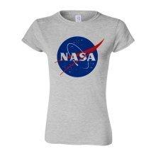 Not Just Nerds NASA Logo Womans T-Shirt …