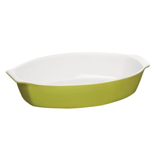 Ovenlove Baking Dish, 3.8 Ltr, Lime Green