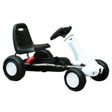 Homcom Pedal Go-Kart | Kids' Ride-On Toy Go-Kart