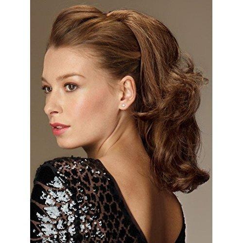 Revlon Hairpiece, Wavy Locks, Golden Blonde with Interlocking Comb¦